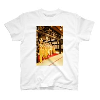 25周年記念公演ビジュアルアイテム-フライヤー版 T-shirts