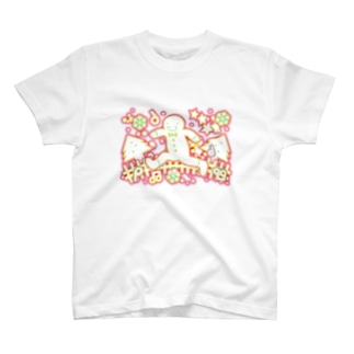 The_Gingerbread_Man T-shirts