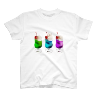 Cat cream soda ! T-Shirt
