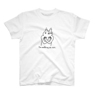 有頂天なカエル T-shirts