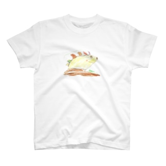 ニジイロもぐら T-shirts