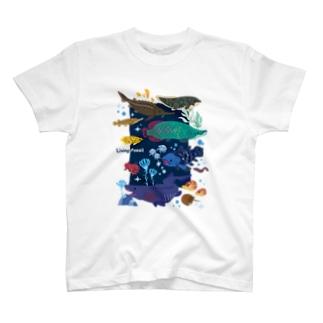 生きた化石たち T-shirts