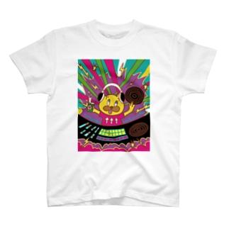 DJくまお T-shirts