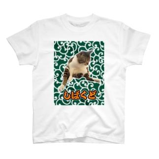 しばくどニャンコ T-shirts