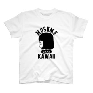 MUSUME KAWAII T-shirts