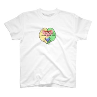 ハートコザクラ T-shirts