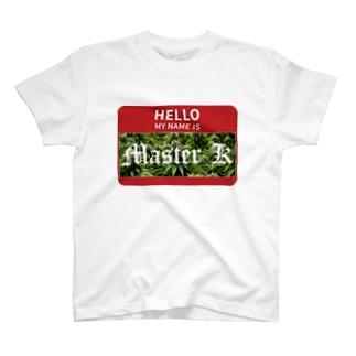 M yname is ... T-shirts
