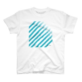 yuragi dot 01 T-shirts