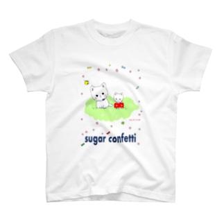 おさとうねこちゃん T-Shirt