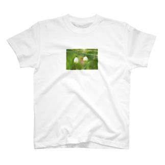 スノーフレーク T-shirts