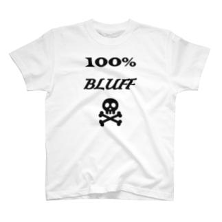 BLUFF Tシャツ T-shirts