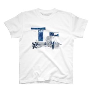 ALVAR AALTO 自邸 T-shirts