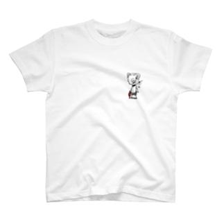 ばふぉめっと君 T-shirts