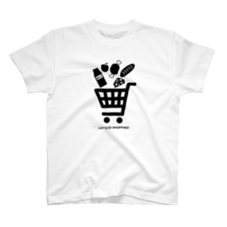 ショッピングカート T-shirts