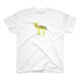 牛ちゃん〜ノーマル〜 T-shirts