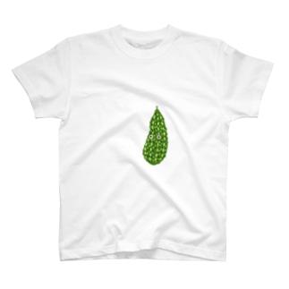 ゴーヤくんTシャツ T-shirts