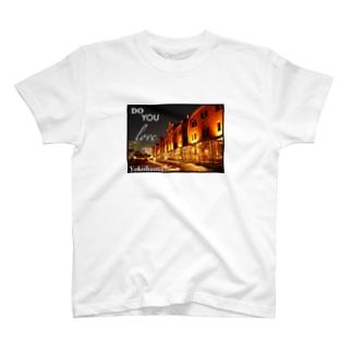 Yokohamaはお好き? T-shirts