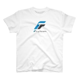 FlyTeam(ロゴ小) T-shirts