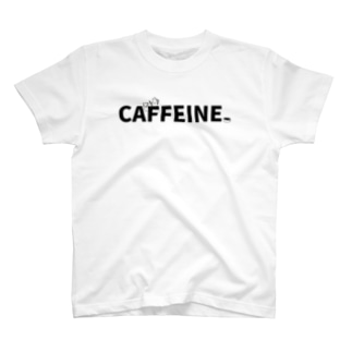 CAFFEINEロゴ T-Shirt
