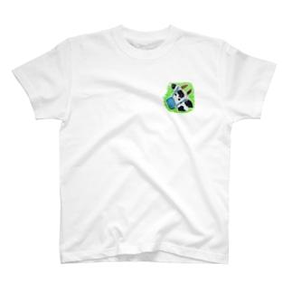 マスクのうしくん2021 T-shirts