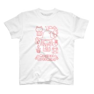 まじょっこっ子 T-shirts