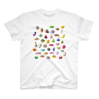 ちびバッチ DISTANCE T-shirts