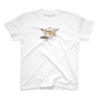 はじらいナベコ T-shirts
