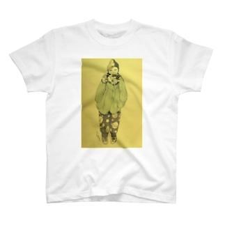 憧れ宇宙パンツ T-shirts