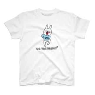 ウキウキウーちゃん T-shirts