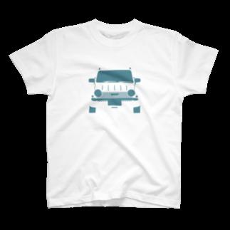 ヤスアキ:ABA-312142のPAO Tシャツ