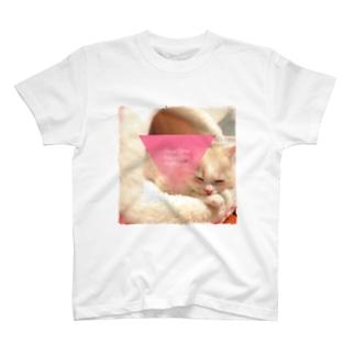 スヤスヤちのくん T-shirts