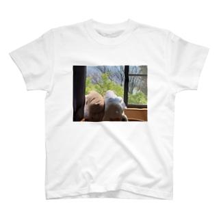 うちのくまちゃん T-shirts