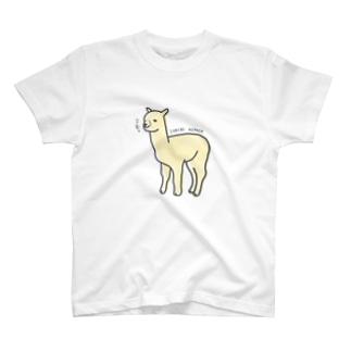 一理アルパカさん T-Shirt
