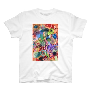 MUSHROOMS T-shirts