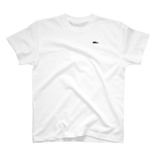 ちいさなカバの住む服 T-shirts