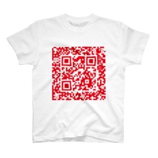 QR IN MY MIND T-shirt T-shirts