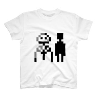 誰であっても T-shirts