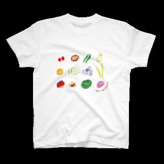 ジェー・オー・ビーの食べてみました野口です。 T-shirts