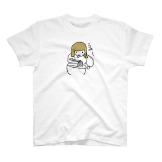 ずんどううめ〜 T-shirts