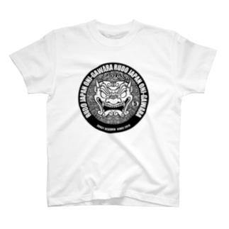 RUDO JAPAN 鬼瓦 T-shirts