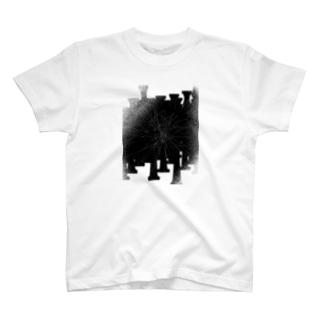 Re:光 (抽象画) T-shirts