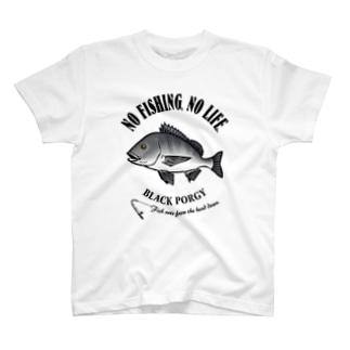 KURODAI_EB_1CW T-shirts