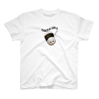 俵おにぎり T-shirts