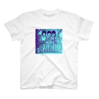 昭和の三人娘 T-shirts