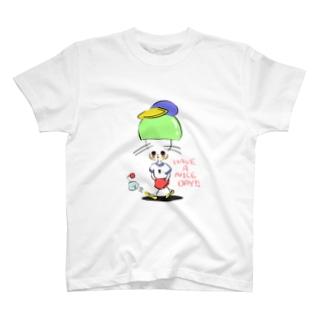良き日になるのかいな 白Tだよね T-shirts