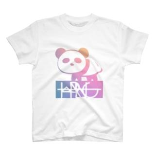ぱんだ1 T-shirts