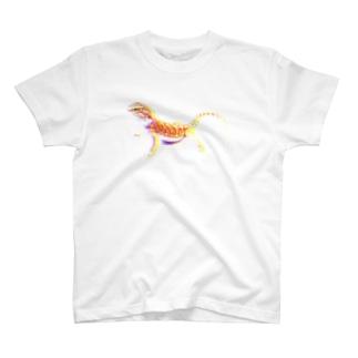 """BROKEN"" Pogona vitticeps T-shirts"
