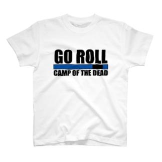 GO ROLL 青帯シリーズ T-shirts