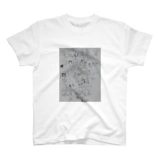 エレメントツリー T-shirts