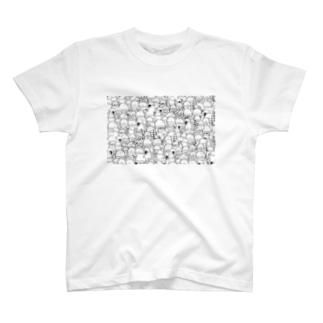 かまぼこを探せ T-shirts